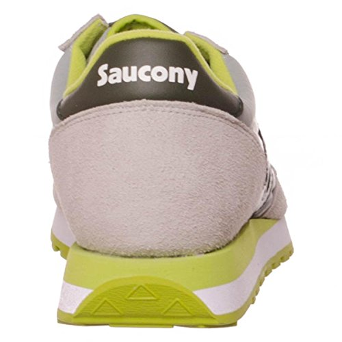 Saucony Jazz Original herren, wildleder, sneaker low Grey/Green