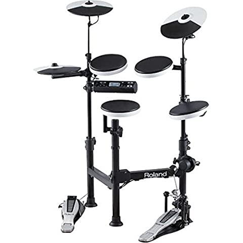 Roland V-Drums TD-4KP Portable Electronic Drum Set (Roland Electronic V Drums)