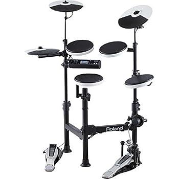 Yamaha dtxplorer electronic drum kit musical for Yamaha portable drums