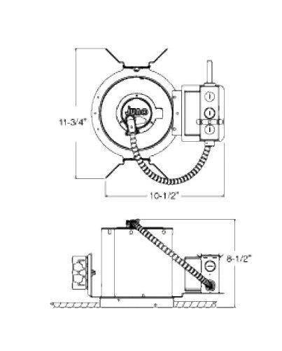 Wiring Diagram Recessed Lighting Series