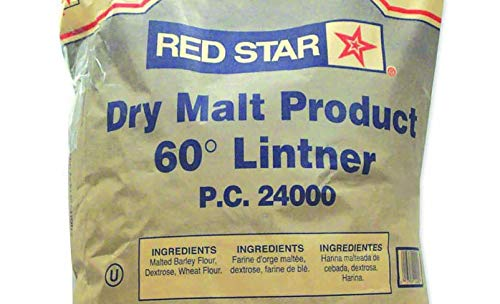 Red Star Dry Malt Product Diastatic - One Pound - Baking