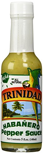 Trinidad Mild Habanero Pepper Sauce - 5 oz ()