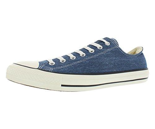 (Converse Chuck Taylor Ox Denim Shoes Size Men's 12\Women's 14)