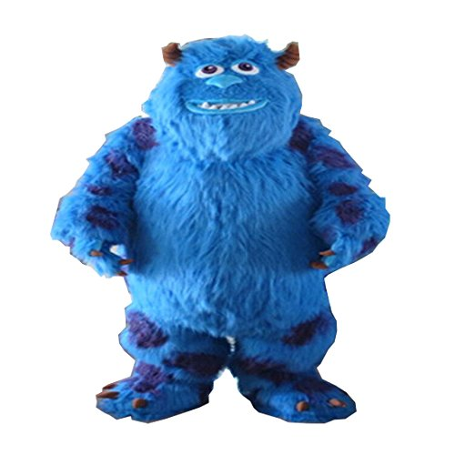 Sully Sullivan Costume (Alkem Monsters, Inc. Sully James P Sullivan Mascot Costume (Customize))