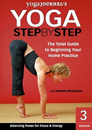 Amazon.com: Yoga Step by Step, Vol. 3: Balancing Poses for ...
