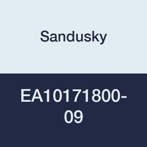 Sandusky Lee EA10171800-09 Extra Shelf for System/Adjustable Models, 17'' W x 18'' D x 1'' H, Black by Sandusky