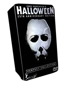 Halloween - Die Nacht des Grauens (Perfect Collection, 3 DVDs + Audio-CD) [Alemania]