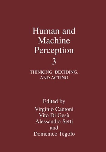 Download Human and Machine Perception 3: Thinking, Deciding, and Acting: Thinking, Deciding, and Acting Vol 3 Pdf