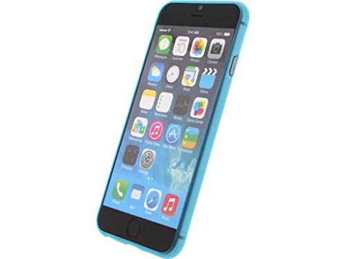 Mobilize Gelly Case Ultra Thin Apple iPhone 6 Neon Blue