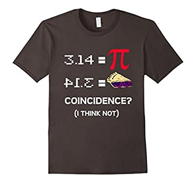 Pi Day 2017 Funny Pie Style T-Shirt for Math Geeks