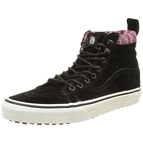 a3755219b0 Vans Sk8-Hi MTE Men US 7.5 Black Sneakers new - newimagekitchens.com.au