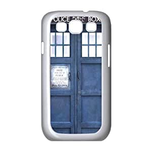 Hot Sale Customized Phone Case for Samsung Galaxy S3 I9300 - Doctor Who Custom Cover Case JZQ-904920