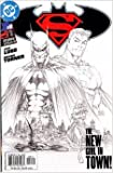 img - for Superman Batman 8 - The New Girl in Town! - Variant Black and White Sketch Cover book / textbook / text book