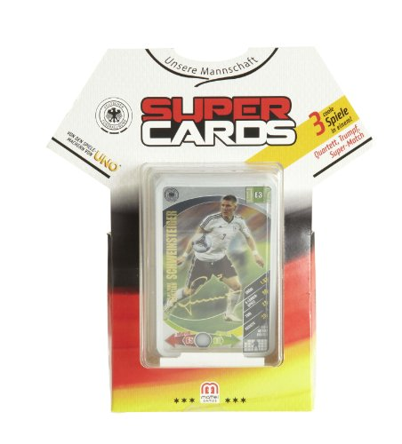 Mattel Y2000 - DFB Super Cards, Kartenspiel