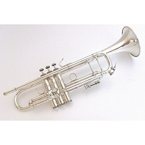 V.Bach バック/180ML 37SP 【Bトランペット】 【Stradivarius】 【銀メッキ仕上げ】 B07B4QNBS2