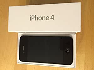Apple iPhone 4 MD146LL/A 8GB Black For Verizon (No Contract) Sealed