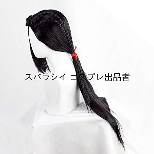 ジャミルバイパー 髪型