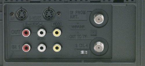 Panasonic PV-S9670 4-Head Hi-Fi S-VHS VCR