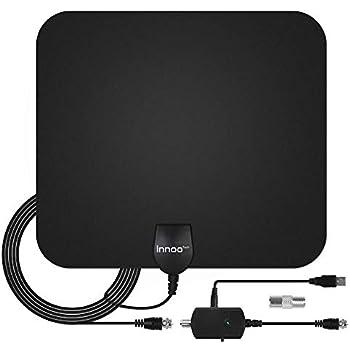 Amazon Com Tv Antenna Digital Hd Tv Antenna 50 80 Miles