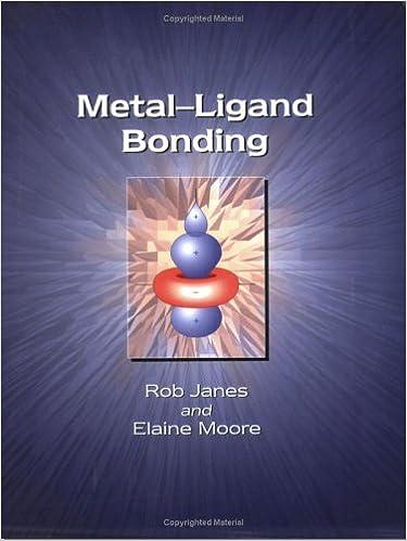 Metal ligand bonding rsc e a moore rob janes e w abel the open metal ligand bonding rsc 1st edition fandeluxe Gallery