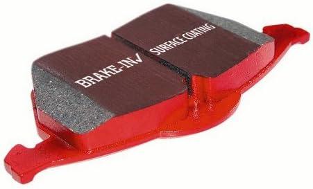 EBC Brakes DP31991C EBC Redstuff Ceramic Low Dust Brake Pads