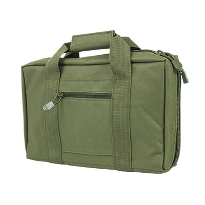 NC Star Discreet Pistol Case, Green