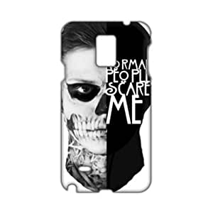 Angl 3D Case Cover American Horror Story Phone Case for Samsung Galaxy Note4