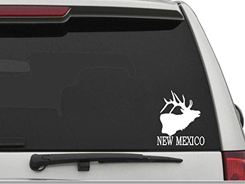 Top elk sticker new mexico for 2019