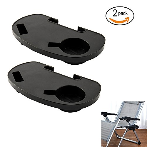 zero gravity chair with tray - 4
