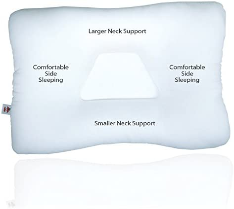 Core Products Tri-Core Cervical Support Pillow, Standard Firm - Full Size