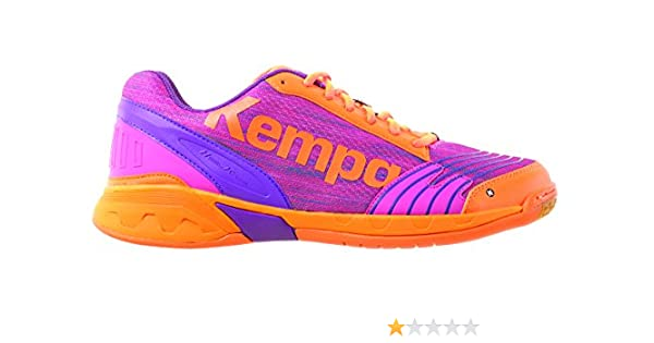 Kempa Attack Women, Zapatillas de Balonmano para Mujer: Amazon.es: Zapatos y complementos