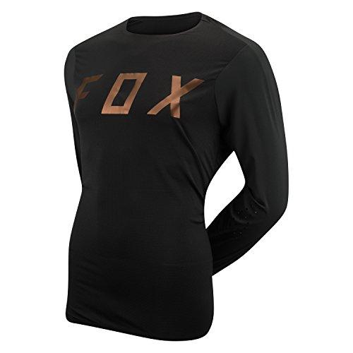 Fox Racing Attack Pro Jersey - Men's Black, L ()