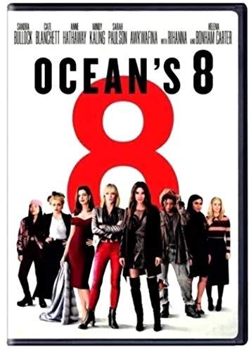 Ocean's 8 (DVD,2018)