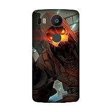 Perfect Ultra Thin Game Killzone: Shadow Fall Soft TPU Case Cover for LG Nexus 5X/Google Nexus 5X