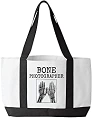 Funny Radiology Tote Bag - Radiologic Technologist - Rad Tech Gift - Radiographer - X-Ray Tech - Bone Photogra