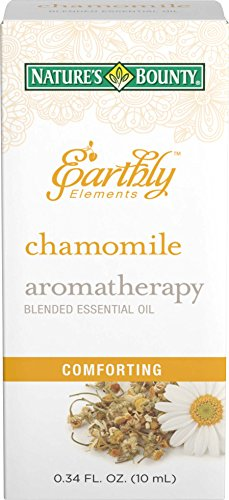 Natures Bounty Nutritional Supplement Chamomile