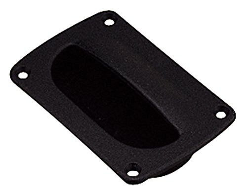 Seadog Black Derlin Flush Pull Boat Hatch QTY (Sea Dog Hatch Hinge)