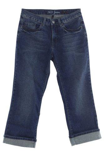 Klassische Capri - Jeans von H.I.S. --- Modell MARA