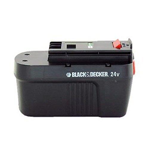Black & Decker 5103040-11 FIRE STORM 24 VOLT FSB24 BATTERY (1)