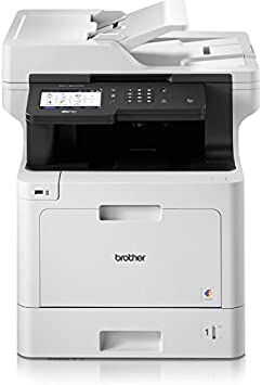 PC Connected /& Network Copy Wireless A4 Brother DCP-L8410CDW Colour Laser Printer Scan /& 2 Sided Printing Print