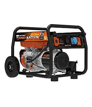 Generador a gasolina Genergy Astun - 7.000 W 230 V 420 cc 4 tiempos: Amazon.es: Bricolaje y herramientas