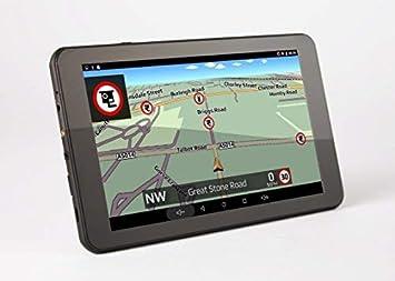 Aguri Coche GT720 DVR Dash CAM con integrada, Sat Nav con Reino Unido y Irlanda Mapas. Enero de Venta.: Amazon.es: Electrónica