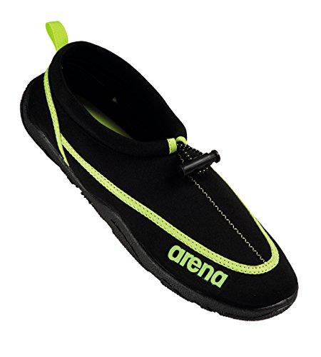 Damen Women's Shoes Arena Black Black Neopren Bow 050 Wasserschuh Water FHWBwq