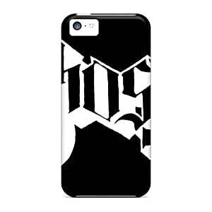 Durable Cell-phone Hard Cover For Iphone 5c (SvK12804wvUB) Unique Design Vivid Judas Priest Band Series