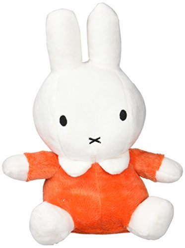 Miffy Classic Orange Soft Toy, By Rainbow Designs by Rainbow Designs