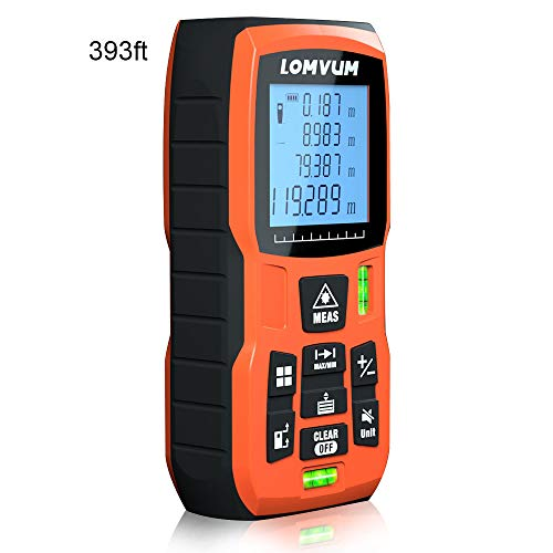 393 ft lazer measure