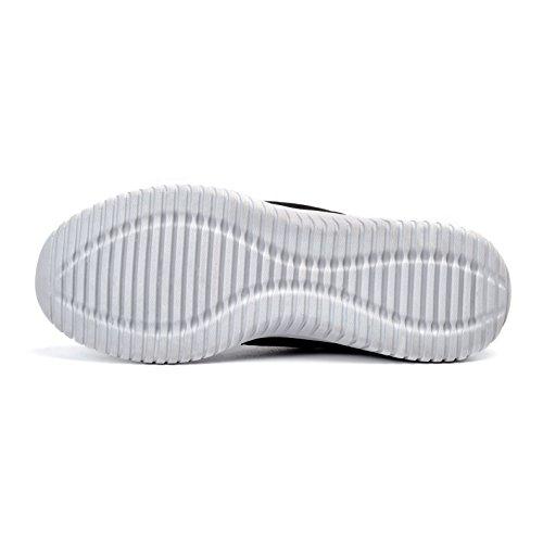 Scarpe Sportive QANSI Multicolore da Scarpe Slip Esterno Lacci Uomo On Corsa Senza da gOqcdTCqw