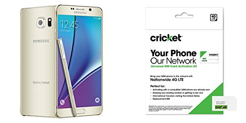 Cricket Samsung Galaxy Note 5