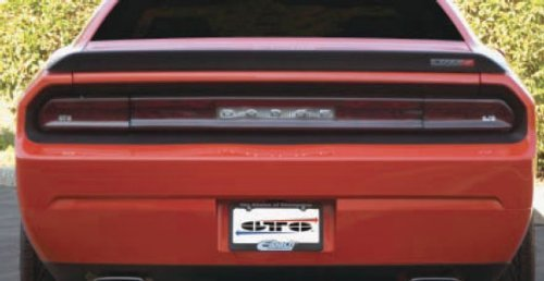 GT Styling GT4164 & GT4165 3-Piece Taillight & Cut-Out Center Panel Covers - Smoke