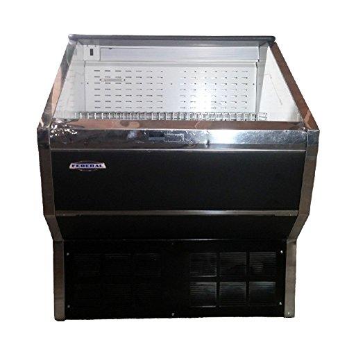 Federal Industries Refrigerated Open-Air Display Merchandiser